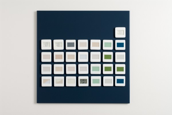 Mel George, Frame of Time (May), 2012