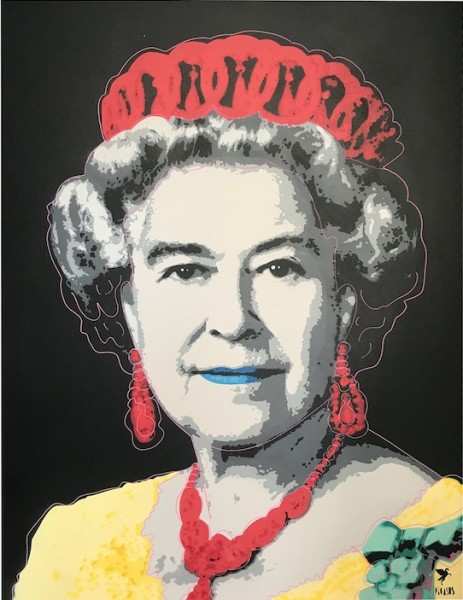 Queen Elizabeth II, 2018
