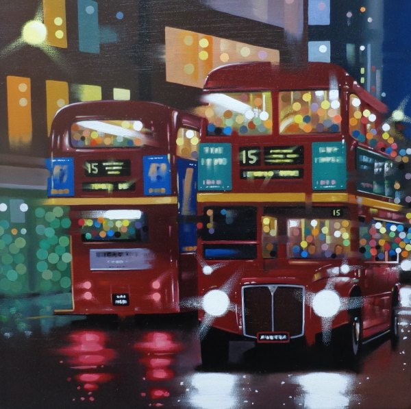 Routemasters, 2018