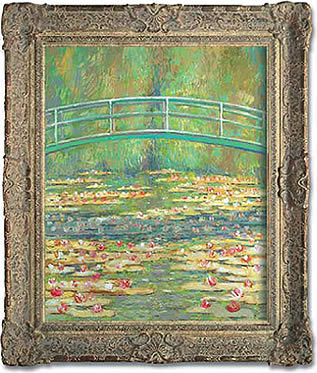 The Japanese Bridge, 1899