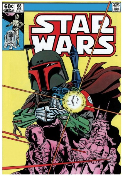 Star Wars #68 - The Search Begins (paper)
