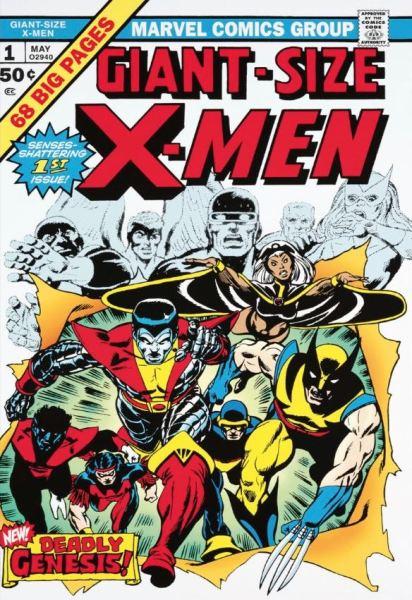 Giant Size X-Men #1, 2013