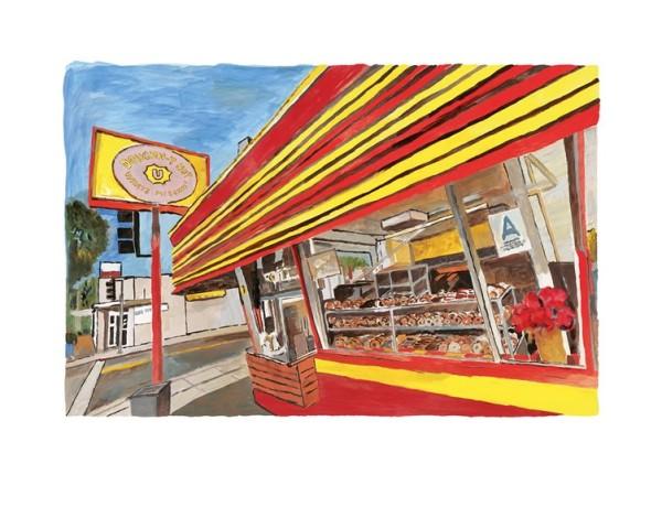 Donut Shop, 2016