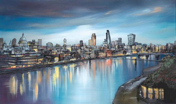 Still Thames - RARE