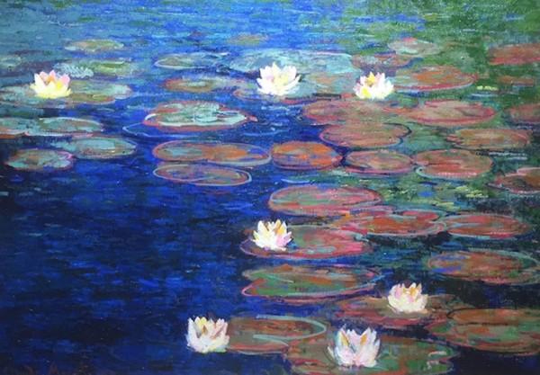 Waterlilies - Original