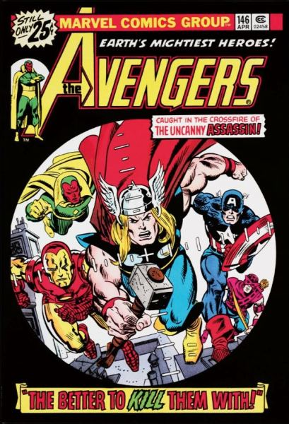 The Avengers #146, 2013