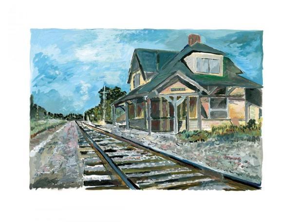 New England Depot, 2017