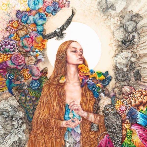 Daughter of Gaia (XL)