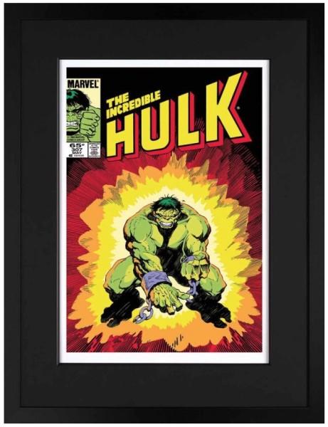 The Incredible Hulk #307 (paper)