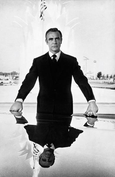 Sean Connery as Bond, 1971