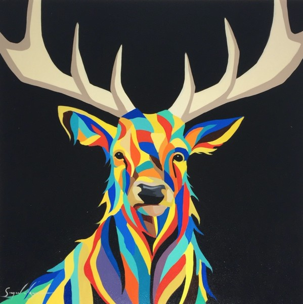Stag, 2017