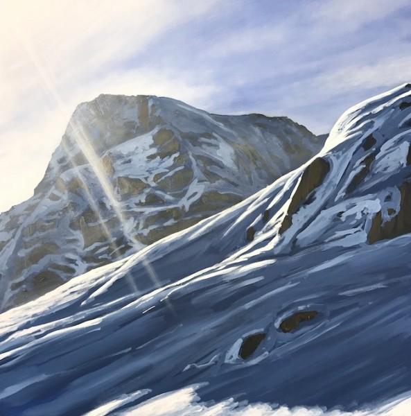 Le Charvet, Val d'Isere