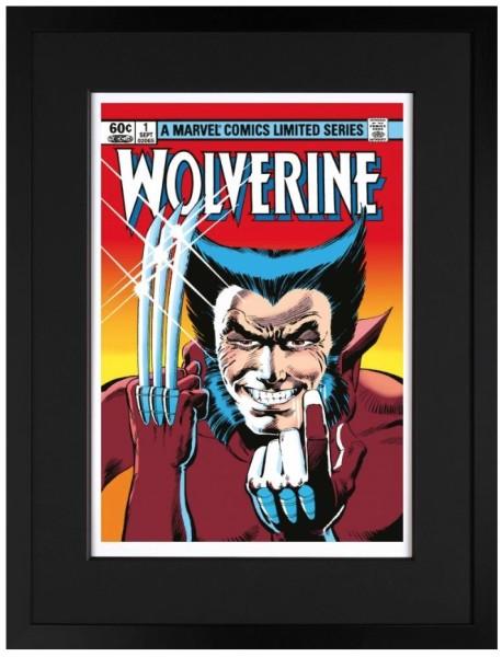 Wolverine #1 (paper)