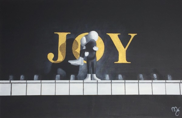 Joy Of Life - Original, 2017