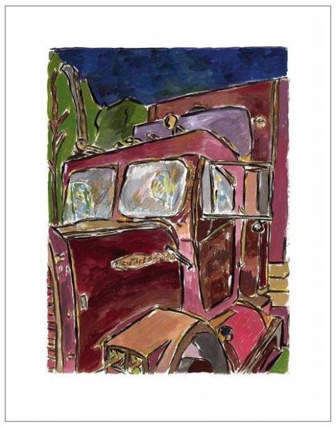 Truck (medium format), 2008
