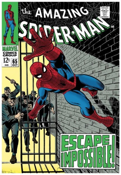The Amazing Spider-Man #65 - Escape Impossible! (paper)
