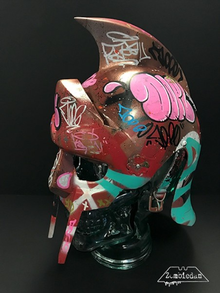 Vandal Helmet (red), 2017