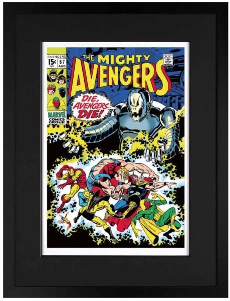 The Mighty Avengers #67 - Die, Avengers Die! (paper)