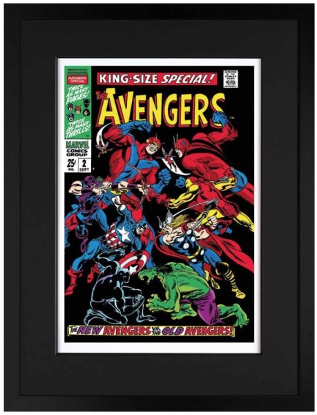 The Avengers - King-Size Special #2 (paper)