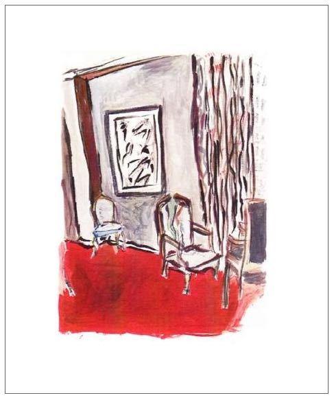 Three Chairs - original, 2008