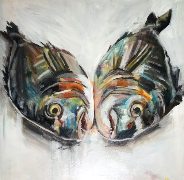 Twin Fish, 2018