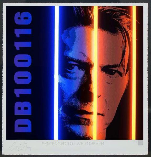 David Bowie / Life Series, 2017