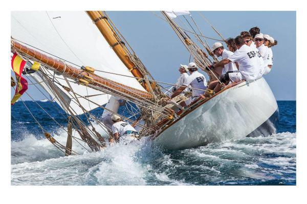 Hispania, St Tropez, 2012 - 20x30 inches