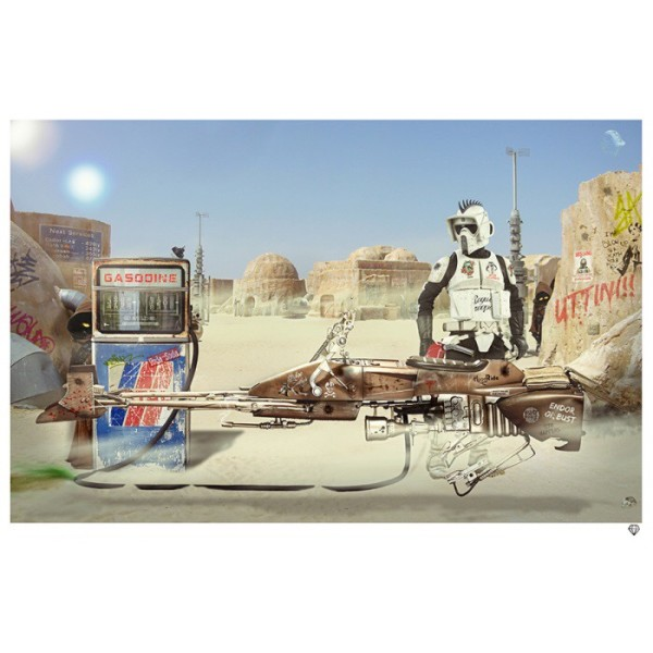 Rogue Trooper / WD-40