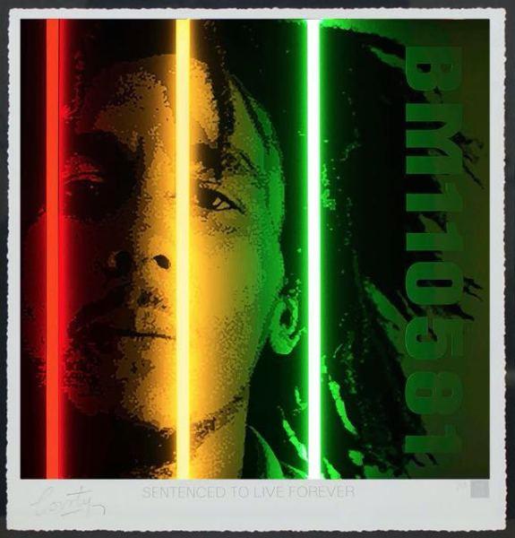 Bob Marley / Life Series, 2017