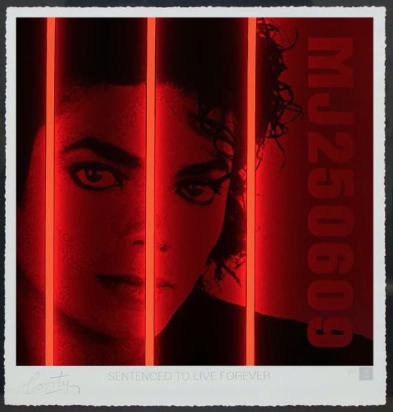Michael Jackson / Life Series, 2017