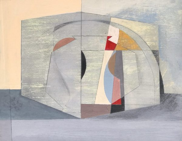 Still Life with Oval Motif, 1956 - original, 2003