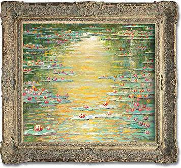 Waterlillies, 1907