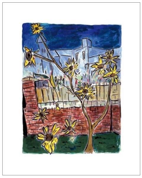 Sunflowers , 2010