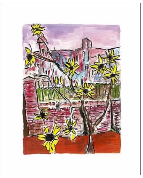 Sunflowers , 2009