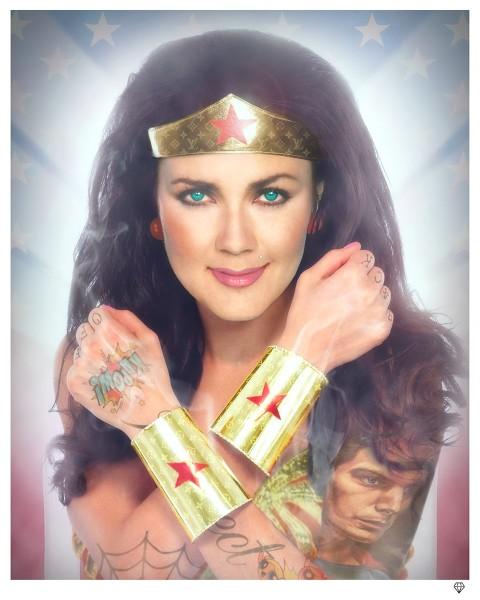 Wonder Woman, 2018