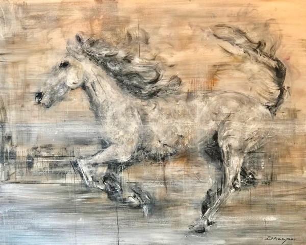 The White Horse, 2019