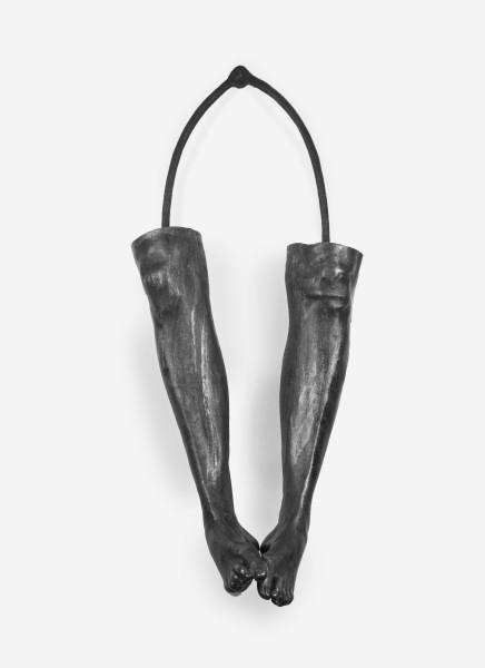 Sara Rahbar Shame (Confessions), 2014 Bronze 91.4 x 17.8 x 22.9 cm 36 x 7 x 9 in