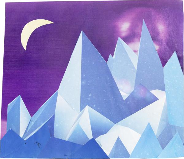 Elisabeth Wild Untitled (155), 2018 Collage on paper 19 x 22.3 cm 7 1/2 x 8 3/4 in