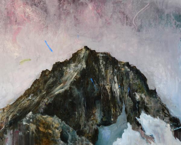 Philip Mueller Archer Kogl, 2017 Oil on canvas 140 x 160 cm 55 1/8 x 63 in