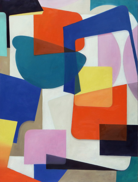 Bernhard Buhmann Holymoly (2), 2015 Oil and Acrylic on Canvas 200 x 150 cm 78 3/4 x 59 1/8 in