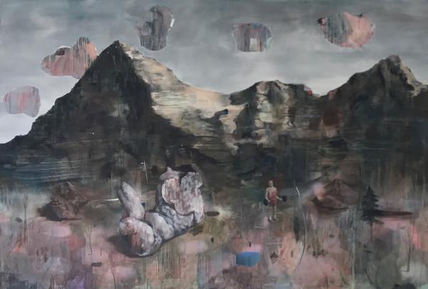 Philip Mueller, Untitlted, 2017