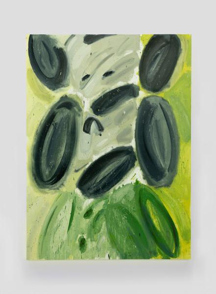 Amir Khojasteh Sad Fighter #7, 2020 Oil on canvas 190 x 140 cm 74 3/4 x 55 1/8 in
