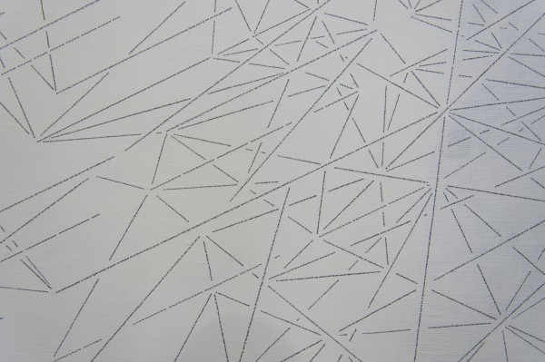 ZIERVOGEL Eskimolied IV, 2013 Ink on gesso primed canvas 140 x 240 cm 55 1/8 x 94 1/2 in