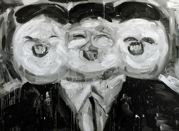Amir Khojasteh, Three Holy Heads #2, 2018