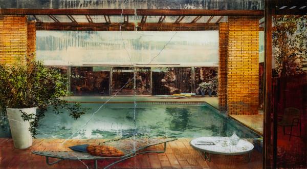 Gil Heitor Cortesāo, Wabi Sabi Pool, 2020