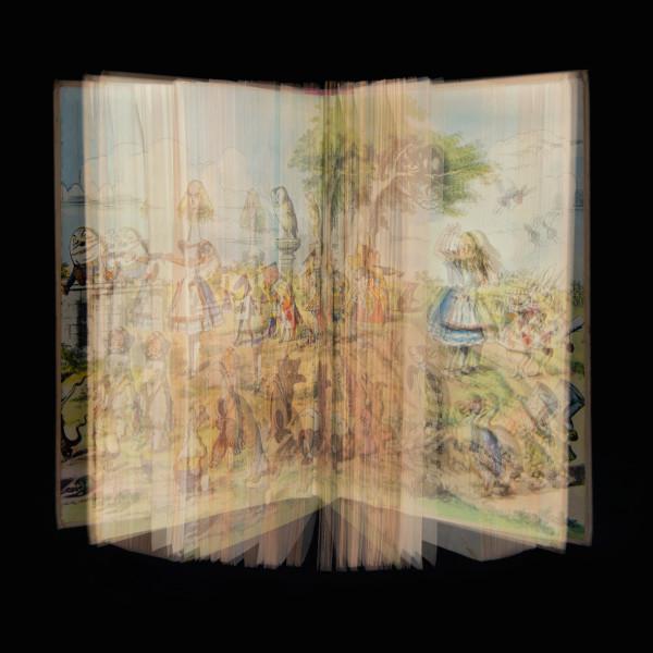 Prior Pleasures: Alice in Wonderland, 2014