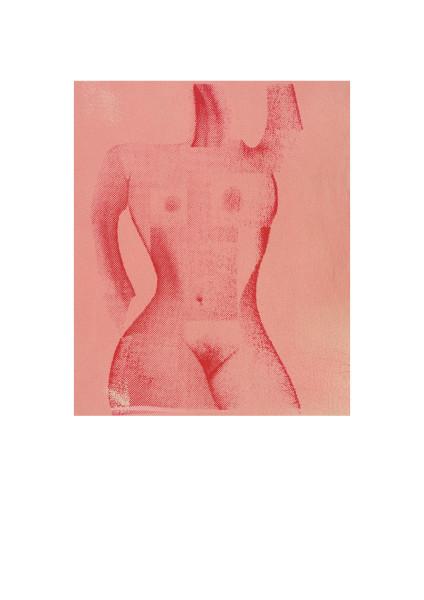 Alba Hodsoll, Ideal Woman VI, 2018
