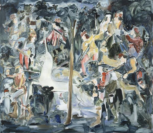 Tomo Campbell, The Night Garden