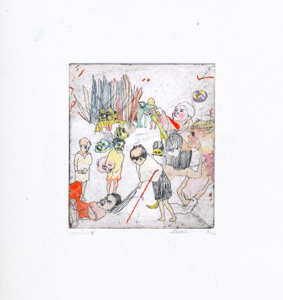 Little Riot IV, 2017