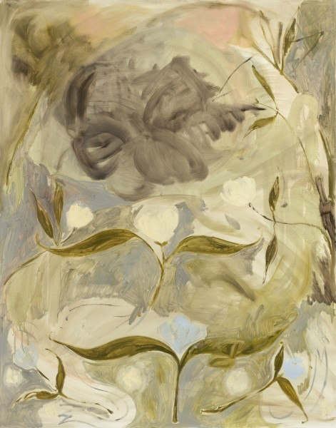 Faye Wei Wei, This Golden Yesterday's Sleep Upon The Iris, 2019